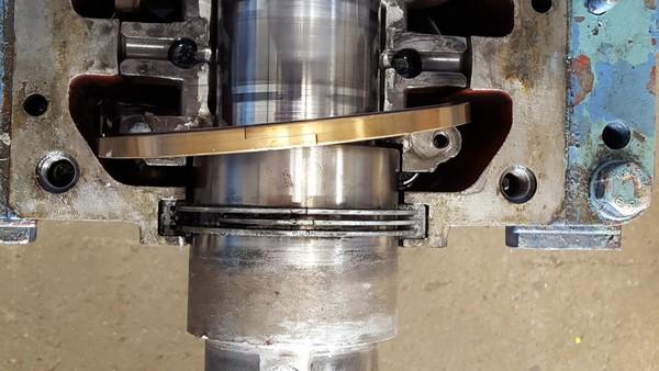InterUtil - Reparatie Schorch (inainte)