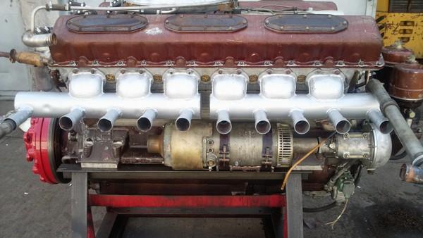 Reparatie motor B31M2 Det