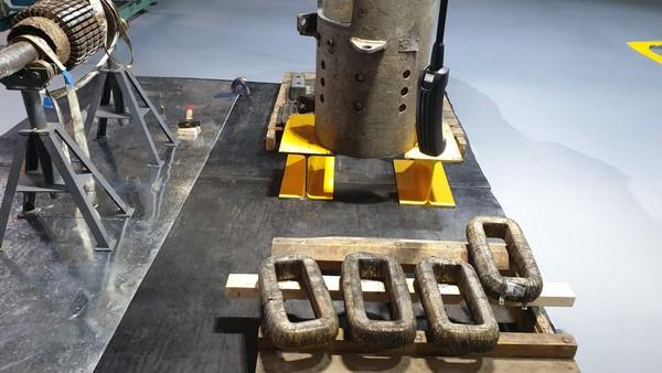 InterUtil - Reparatie Motor 54KW (dupa)