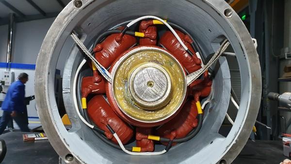 Reparatie motor 54KW