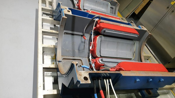 InterUtil - Reparatie Motor 200KW (dupa)