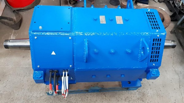 InterUtil - Reparatie motor curent continuu