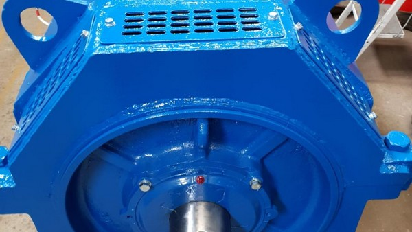 InterUtil - DC motor repair