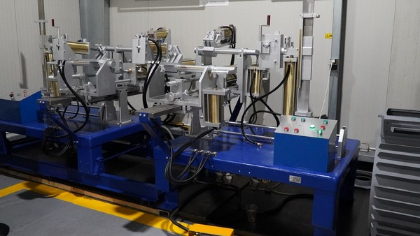 Masina format bobine James equipment - mod. 1200