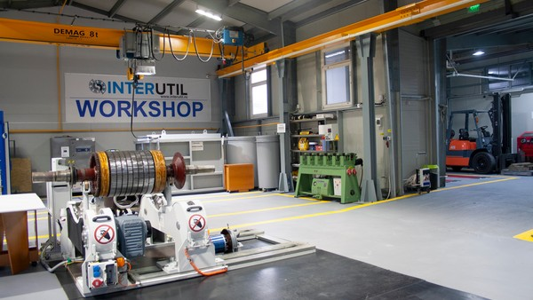 InterUtil - Workshop